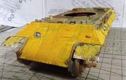 PzKpfw V Panther из роты Сотникова № 518. Звезда 1/35. ГОТОВО DSCN1610