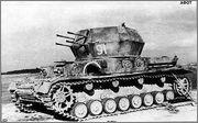 Немецкие ЗСУ на базе Panzer IV - Möbelwagen, Wirbelwind, Ostwind Wirbelwind_5