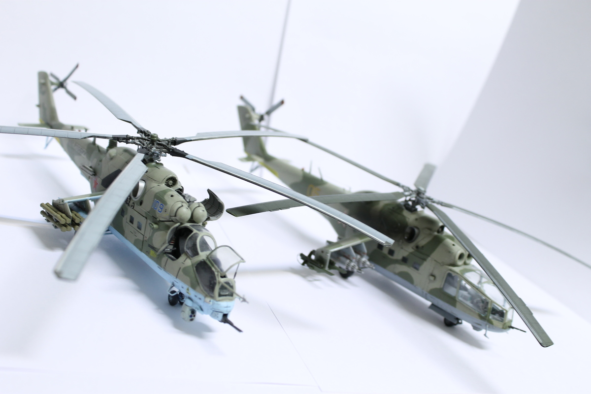 Ми-24А Звезда 1/72 - Страница 3 IMG_2099
