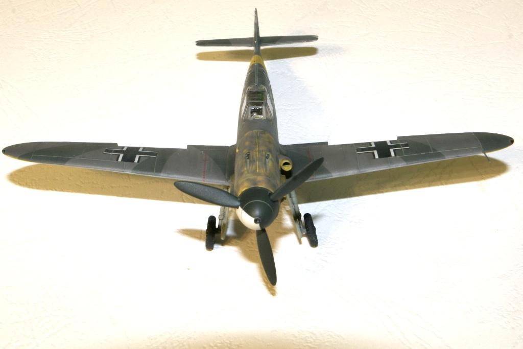 "bf-109 f4 Герхард Баркхорн ""Az model"" 1/72 IMG_6741"