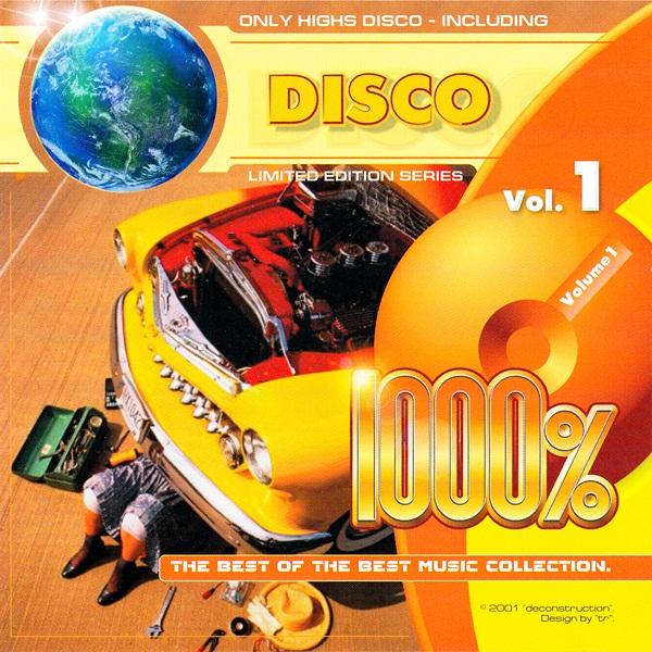 VA - 1000% Disco  Asa