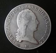1 thaler  Austria Francisco II  1800 M Milan 20180413_185259-1