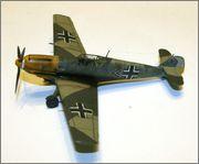 Messerschmitt Bf-109 e-4 (Tamiya) 1/72 IMG_0924