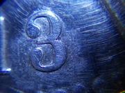 1 Rublo 1.913 retocada 3 sobre 2  Rusia , o como metérmela doblada. DSCN0686