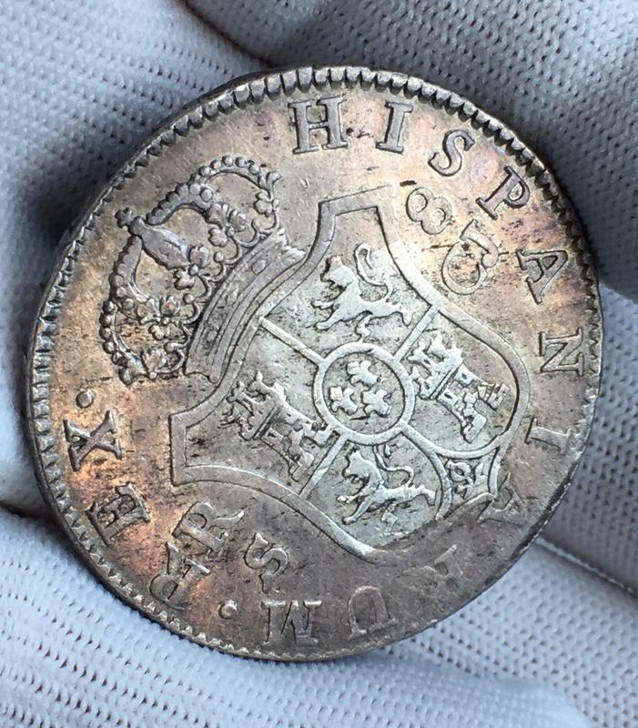 8 reales 1816. Fernando VII. Sevilla C.J. 8_D8_E5417-20_A3-4_C48-85_C2-_B42013_CB6_C52
