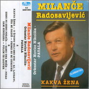 Milance Radosavljevic - Diskografija Milance_Radosavljevic_1991_kp