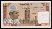 10 Dirhams Marruecos, 1968 10d1