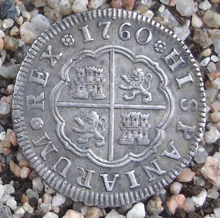 2 Reales. Carlos III. 1760. Madrid DSC0318700