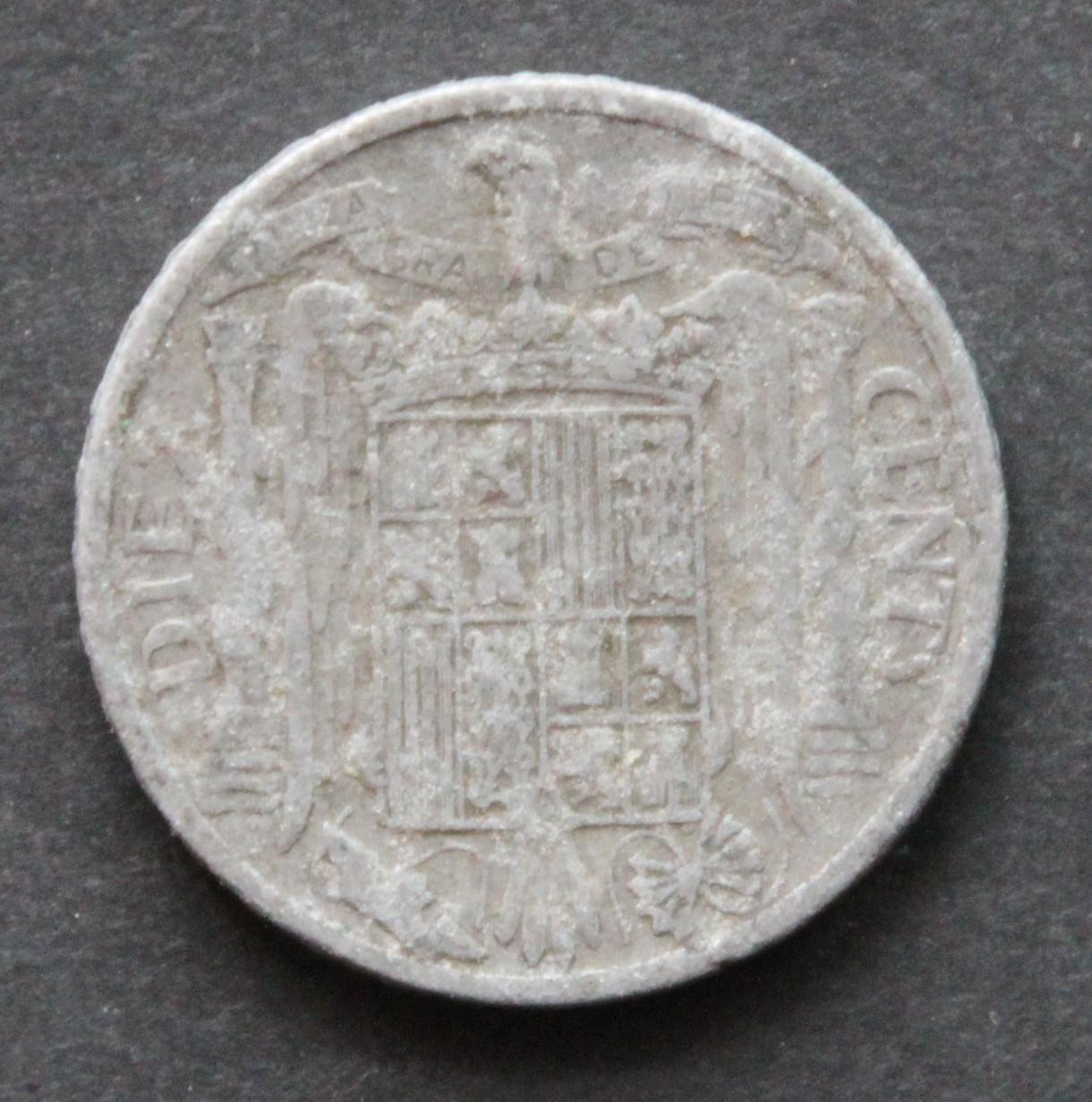 otros 10 céntimos estado español, año 1945 IMG_1375