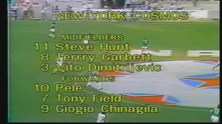 NASL 1977 - J10 - Tampa Bay Rowdies Vs. New York Cosmos (404p) (Inglés) Image