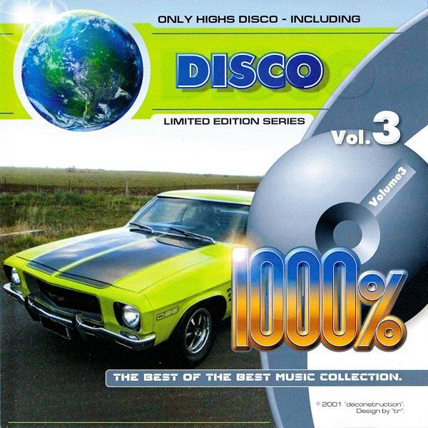 VA - 1000% Disco  Ads