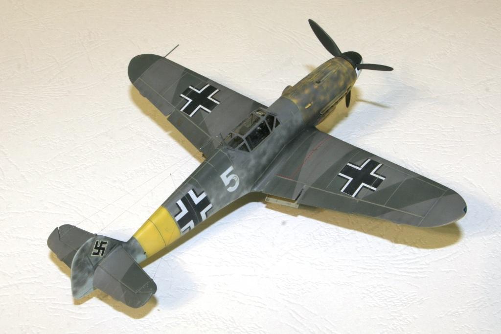 "bf-109 f4 Герхард Баркхорн ""Az model"" 1/72 IMG_6746"