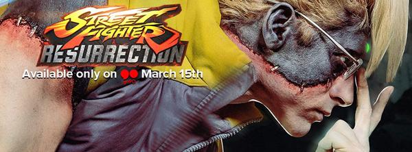 Street Fighter: Assassin's Fist/Resurrection (2014/2016) (Mini-serie web) Banner_Charlie
