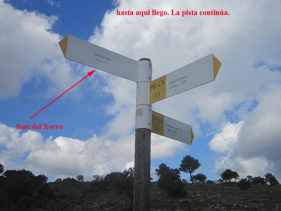 EL RECONCO,Biar + COVA NEGRA (ruta motosenderista) Biar14