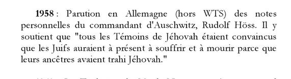 Les Absurdités du christianisme des Témoins de jéhovah 109