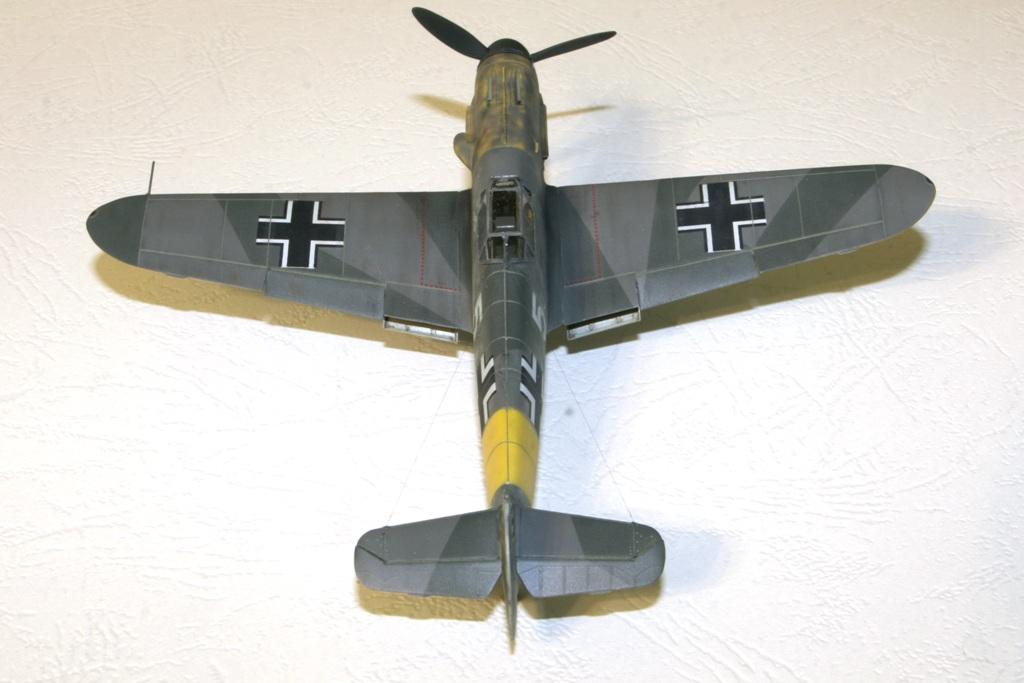 "bf-109 f4 Герхард Баркхорн ""Az model"" 1/72 IMG_6745"