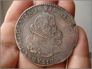 Ducatón de Alberto e Isabel. 1619 . Amberes. Sergio_001