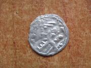 Dinero burgalés de Alfonso VIII de Castilla 1158-1214 ceca indeterminada IMG_1537
