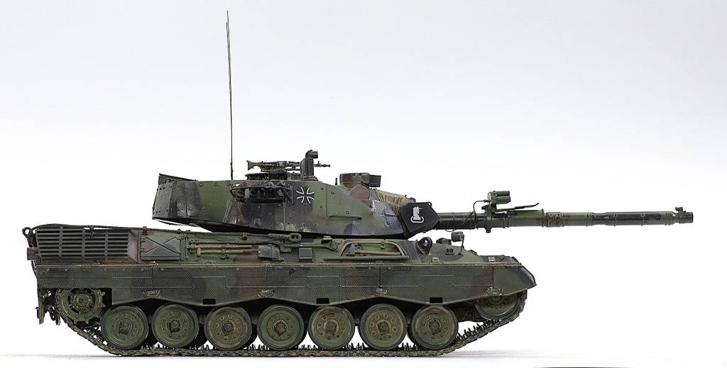 Leopard 1A5 Meng 1/35 7SUY2