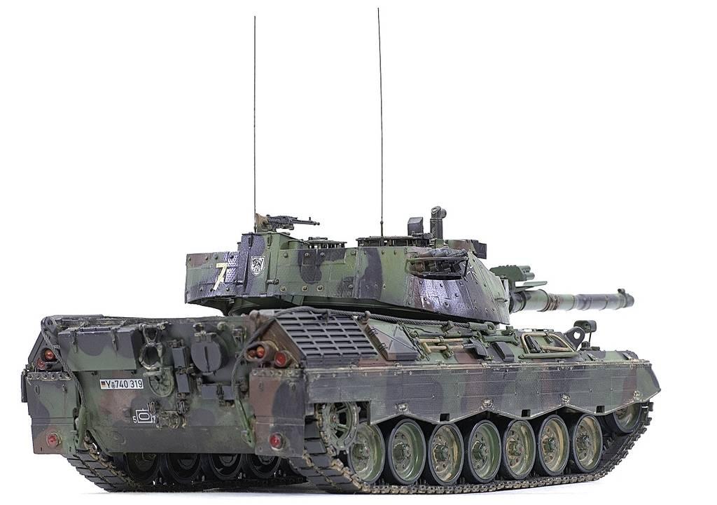 Leopard 1A5 Meng 1/35 XtfUa