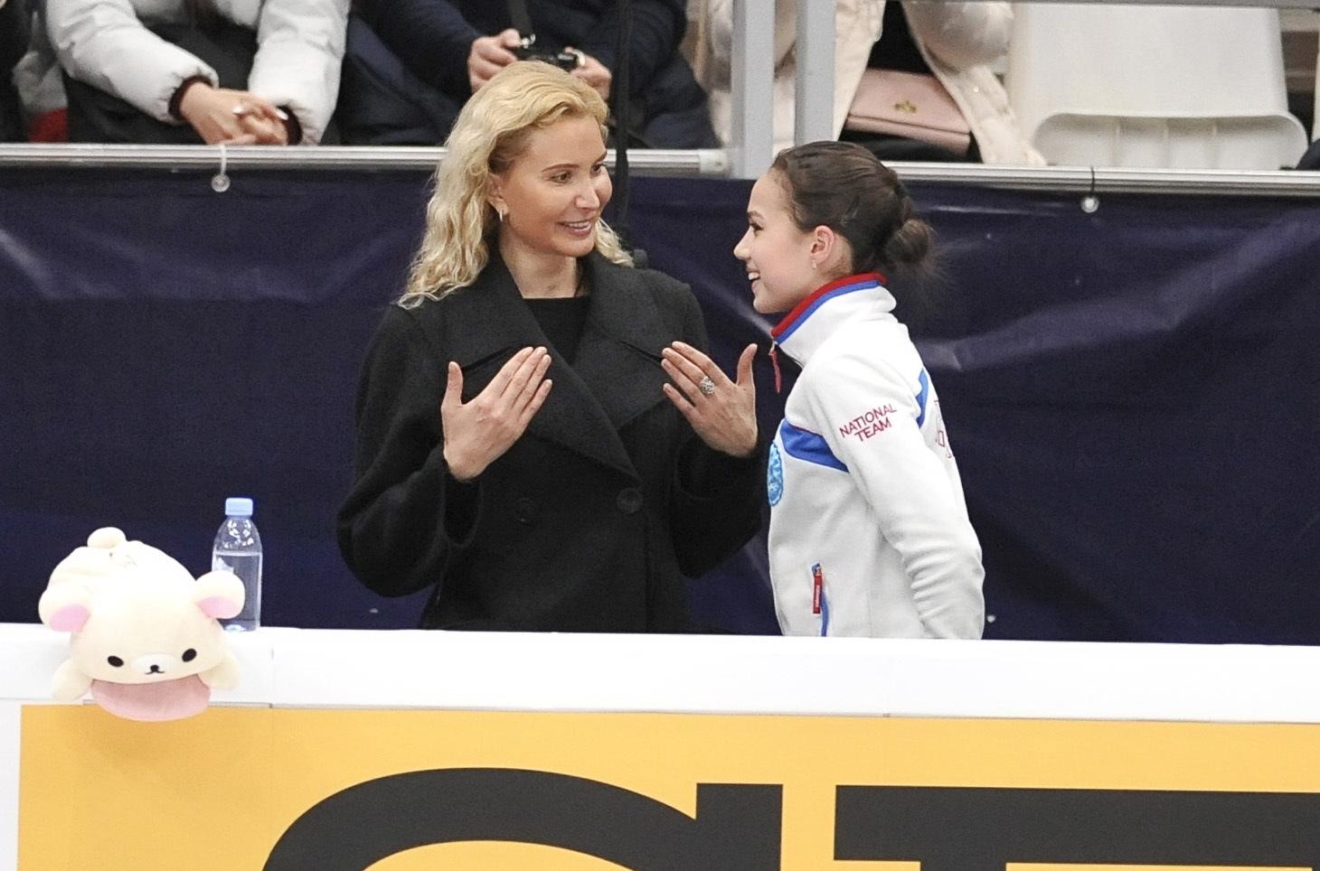 Алина Ильназовна Загитова-2 | Олимпийская чемпионка - Страница 5 RzCxZ