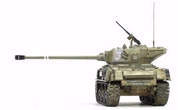 M51 Super Sherman. Tamiya 1/35 1zeBZ