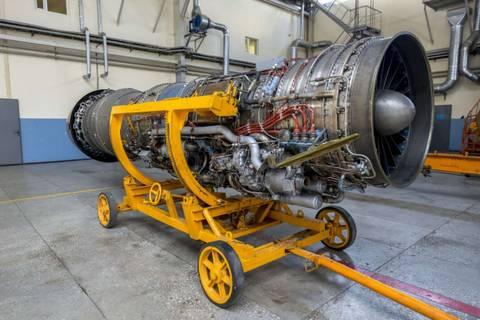Д-30Ф-6 - авиационный турбореактивный двухконтурный двигатель 9icGn