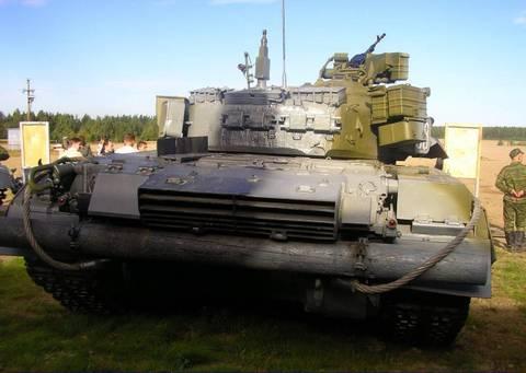 Т-80УД («Объект 478Б») - основной боевой танк CIeg0