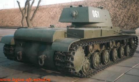 Ф-32 - 76,2-мм танковая пушка Jeivg