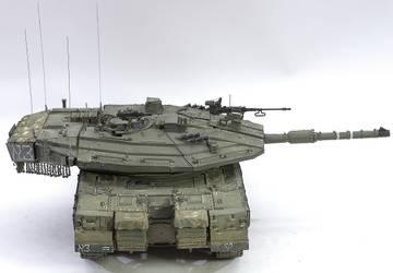 Merkava IV Hobby Boss 1/35 XZ2C5