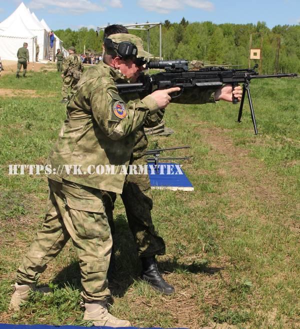 Russian Assault Rifles & Machine Guns Thread: #2 MUHKI