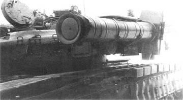 Т-80У («Объект 219АС») - основной боевой танк OOnYW