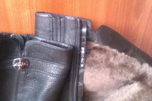 Продам женскую обувь (Куома, зимние сапоги,полусапоги демисезонные) - Страница 2 1ba4a7fd12ab8bd8491f5886900c9ef4