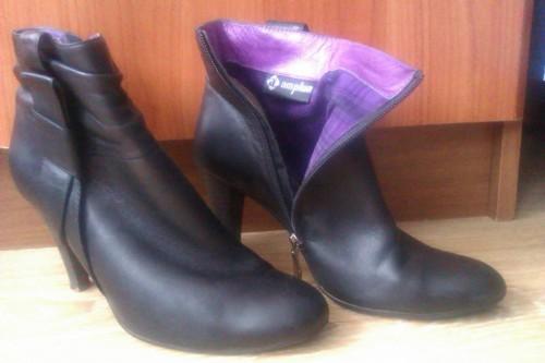 Продам женскую обувь (Куома, зимние сапоги,полусапоги демисезонные) - Страница 2 Eabe24a037e563f4efbf1aa938736138