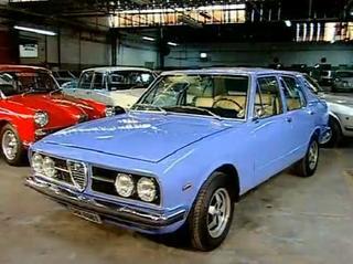 Auto Storiche in Brasile - FNM & Alfa Romeo Alfa_Romeo_1974
