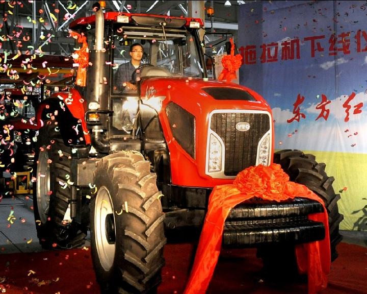YTO  -Tractores chinos YTO_La_2704