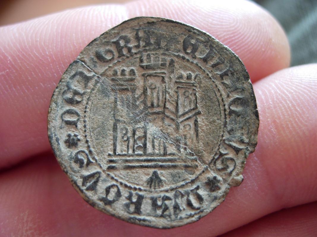 Maravedi de Enrique IV (Coruña, 1454-1474). Enrique_IV_002