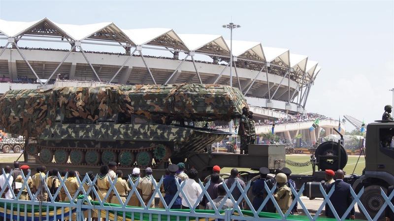 Armée tanzanienne / Tanzania Peoples' Defence Force ( TPDF ) DSC04950_28_Large_29