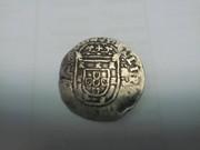 100 reales (tostão). Felipe II de Portugal/ III de España. Lisboa. 2013_01_11_10_08_33