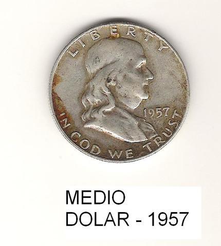 medio dolar usa 1957 MEDO_DOLAR