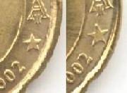 Listado de Errores en Euros Estrellabel