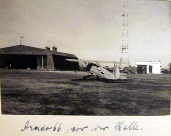 Aeroportul Arad - Poze Istorice Image