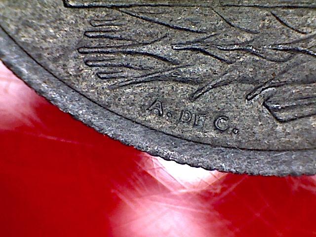 20 centimes 1941-Francia-ETAT FRANÇAIS- Frame1