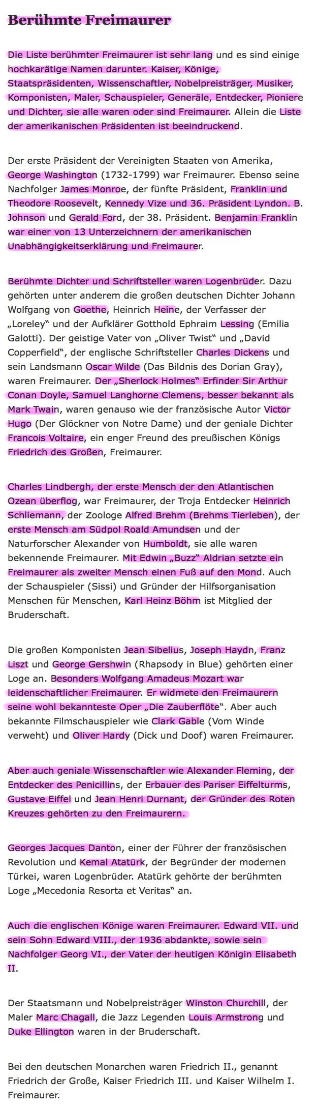 Allgemeine Freimaurer-Symbolik & Marionetten-Mimik - Seite 7 Fremaur