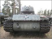 Советский тяжелый танк КВ-1, ЧКЗ, Panssarimuseo, Parola, Finland  1_166