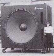 Relação entre potencia do amplificador e capacidade do alto-falante Cubinho