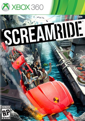 Screamride (2015) - FULL ITA Scr