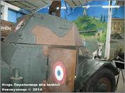 "Французский бронеавтомобиль ""Panhard"" AMD 178,  Musee des Blindes, Saumur, France Panhard_Saumur_038"