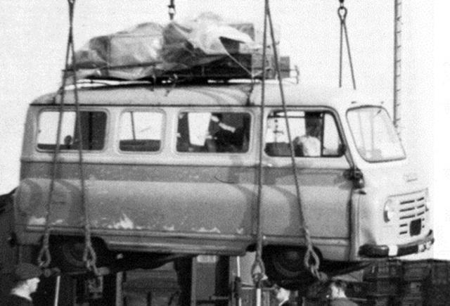Marca y modelo de furgoneta del 68 Vanbeatles