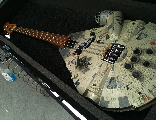 Star Wars VII Bajo